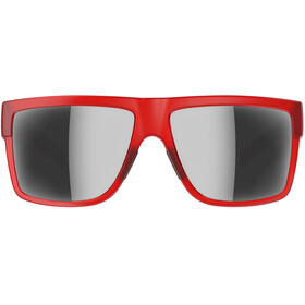 adidas 3 Matic - Lunettes cyclisme - rouge